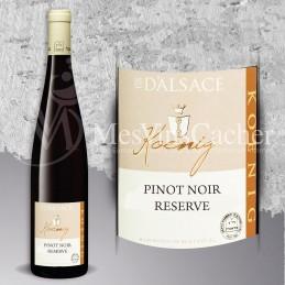 Pinot Noir Réserve 2015 Koenig