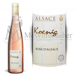 Rosé d'Alsace 2017 Koenig