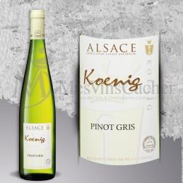 Pinot Gris 2015  Koenig