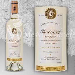 Bordeaux Chateneuf Blanc 2014
