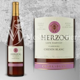 Herzog Chenin Blanc Late Harvest 2013
