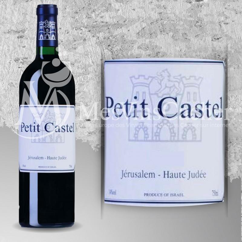 Petit Castel 2017 Domaine du Castel  (prix KC à partir de 12 btl )