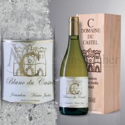 Magnum Blanc du Castel C 2015 Domaine du Castel en Plumiers Bois