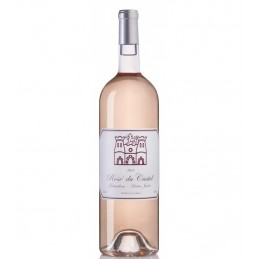 Magnum Rosé du Castel 2018 en Coffret