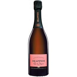 """Champagne Drappier """"Rosé de saignée"""" en Coffret Individuel"""
