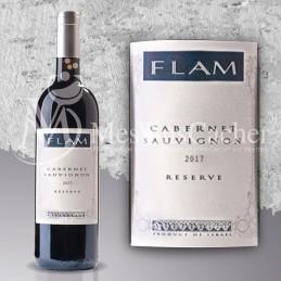 Flam Réserve Cabernet Sauvignon 2017  (prix KC à partir de 6 btl )