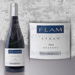 Flam Réserve Syrah 2017 (prix KC à partir de 12 btl )