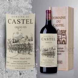 Magnum Grand Vin du Castel 2017 en Plumiers Bois