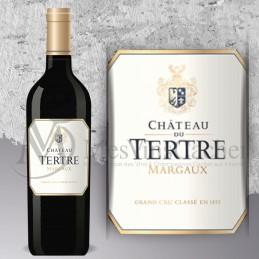 Margaux Château du Tertre 2016 Grand Cru Classé