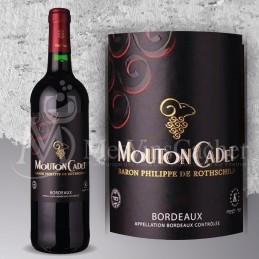 Bordeaux Château Mouton Cadet 2018