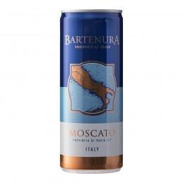 Moscato Bartenura en Canette  de  250 ml  Nouveauté