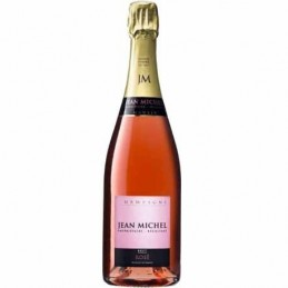 Champagne Jean Michel  Rosé