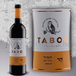 Tabor Har Merlot 2018