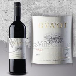 Gvaot Merlot 2018