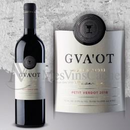 Gvaot Petit Verdot Réserve  2014