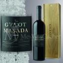 Magnum Gvaot Masada 2017 Limited Edition en Plumiers Bois Gravé