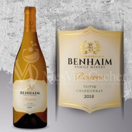 Benhaim Réserve Chardonnay 2018