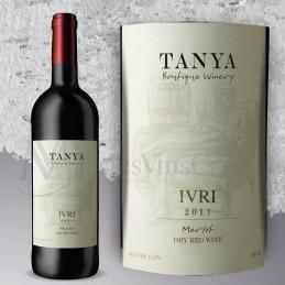 Tanya Ivri Reserve Merlot 2010
