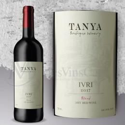 Tanya Ivri Blend Reserve merlot cabernet shiraz 2010