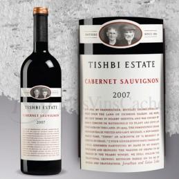 Tishbi Estate Cabernet Sauvignon 2017