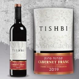 Tishbi Vineyards Cabernet Franc 2019