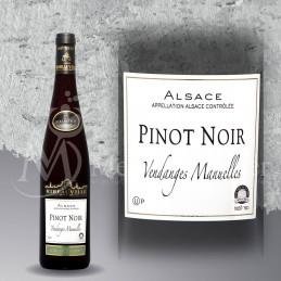 Pinot Noir 2013 Vendanges Manuelles Ribeauvillé