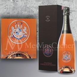 Champagne Baron de Rothschild Rosé en Coffret Luxe Limited Edition