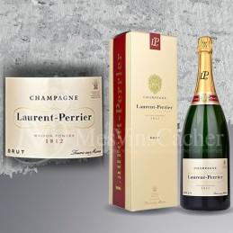 Magnum Champagne  Laurent Perrier Brut  (prix KC à partir de 6 unités )