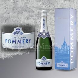 Champagne Pommery Silver Brut en Coffret