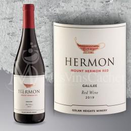 Hermon Red  2019 Yarden