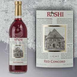 Rashi Light Red Concord