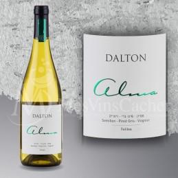 Dalton Alma Semillon Pinot Gris Viognier 2014