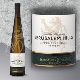 Jerusalem Hills Guewurtraminer 2013
