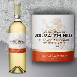 Jérusalem Hills Muscat d'Alexandrie 2020