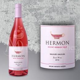 Hermon Rosé  2018