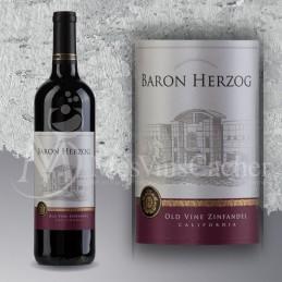 Baron Herzog Red  Zinfandel 2013