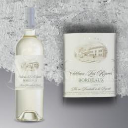 Bordeaux Château Les Riganes Blanc 2018