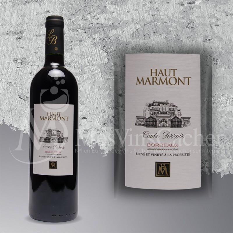 Bordeaux Haut Marmont 2016 Cuvée Terroir