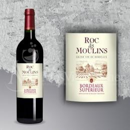 Bordeaux Supérieur Roc des Moulins 2013
