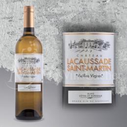 Côtes de Blaye Château Lacaussade Saint Martin Vieilles Vignes 2017