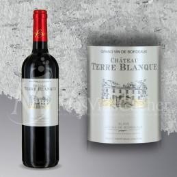 Côtes de Blaye Château Terre Blanque 2016