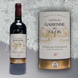 Côtes de Castillon Château Garenne du Clos 2013