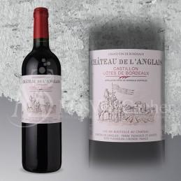 Château L'Anglais 2015 Côtes de castillon