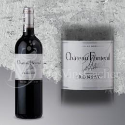 Fronsac Château Fontenil 2015 Michel Rolland