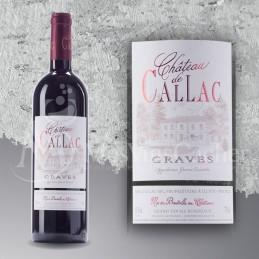 Graves Château de Callac 2003