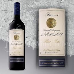 Haut Médoc Baron Edmond de Rothschild 2016 Limited Edition  Anniversaire 30 ans