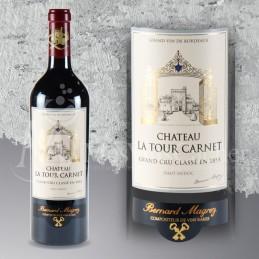 Haut Médoc Château La Tour Carnet 2014 Grand Cru Classé