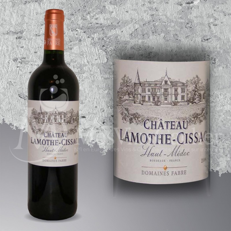 Haut Médoc Château Lamothe-Cissac 2010