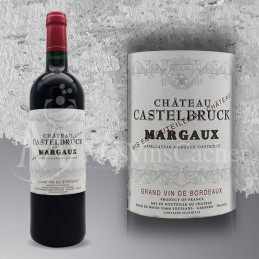 Margaux Château Castelbruck 2016