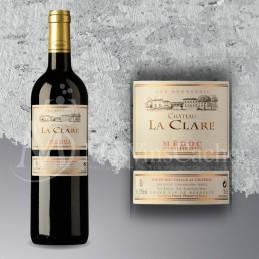 Médoc Château La Clare 2013